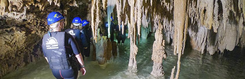 Amazing Underground River